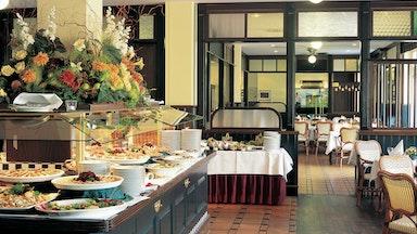 Restaurant & Bistro mit Wintergarten: Bild 12